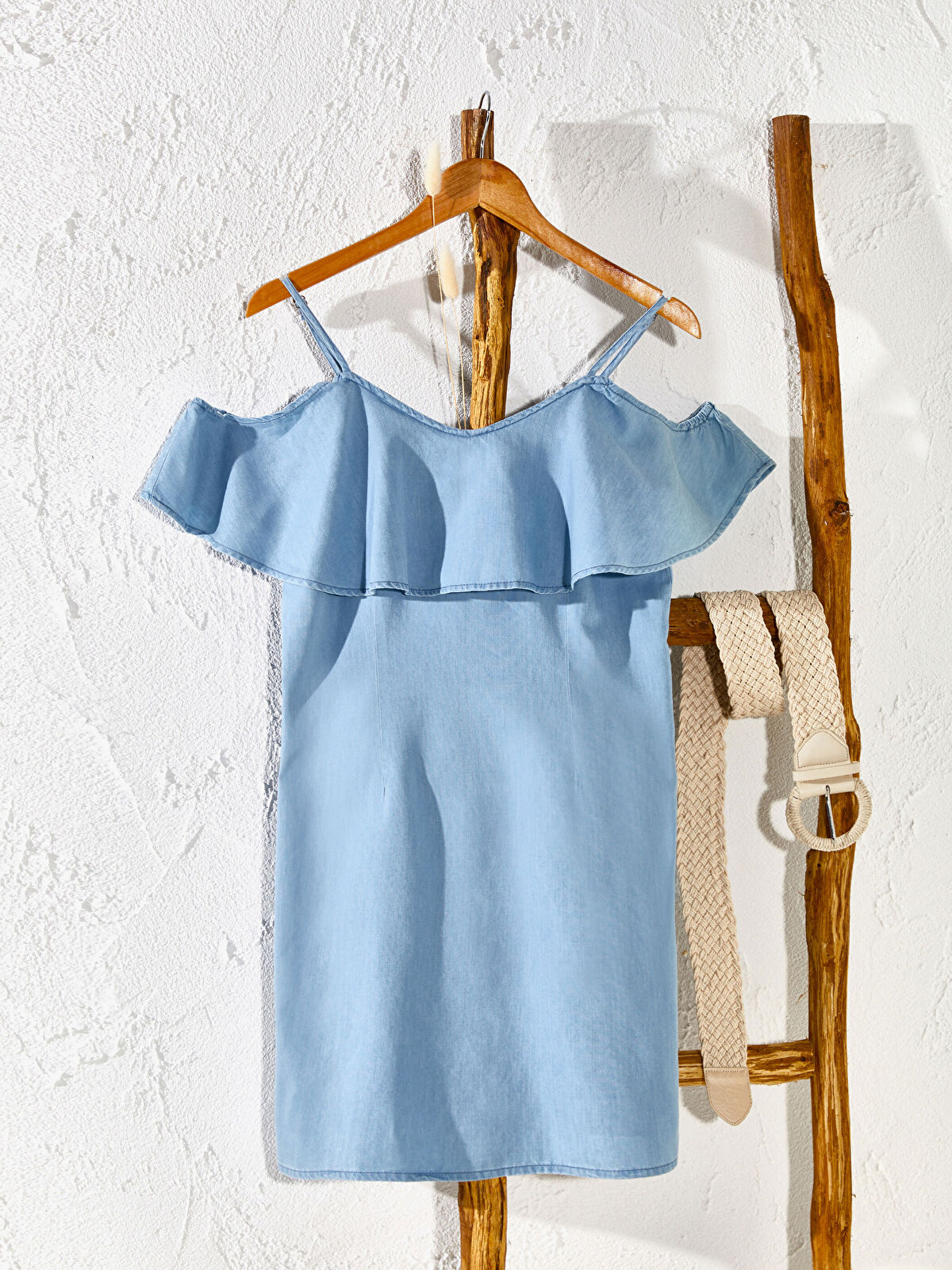 Джинсова сукня - LC WAIKIKI