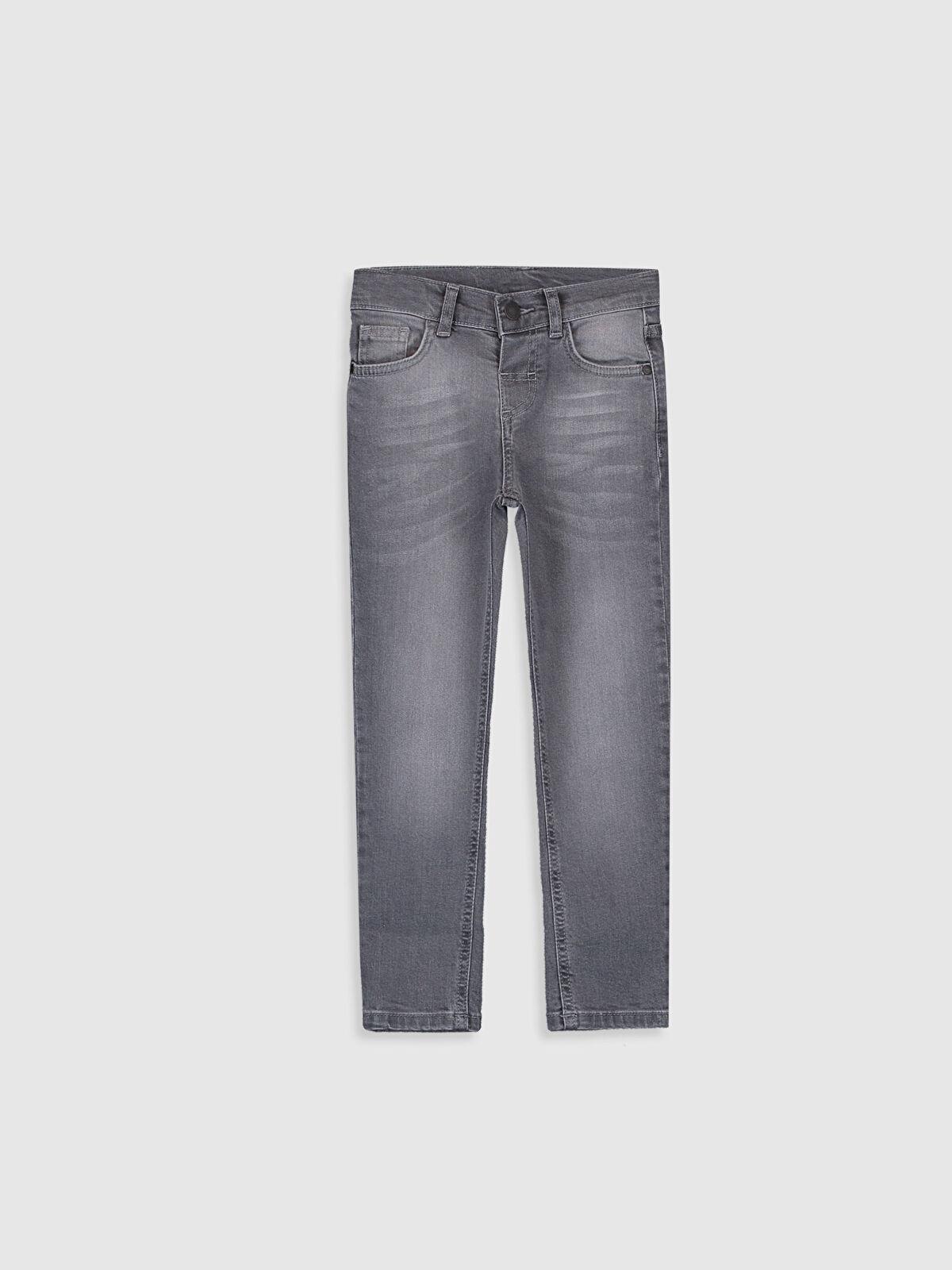 Erkek Çocuk Slim Jean Pantolon - LC WAIKIKI