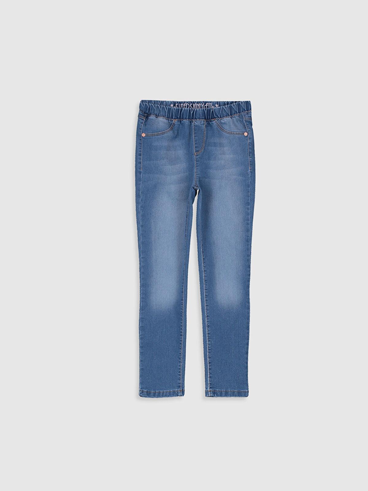 Kız Çocuk Super Skinny Jean Pantolon - LC WAIKIKI