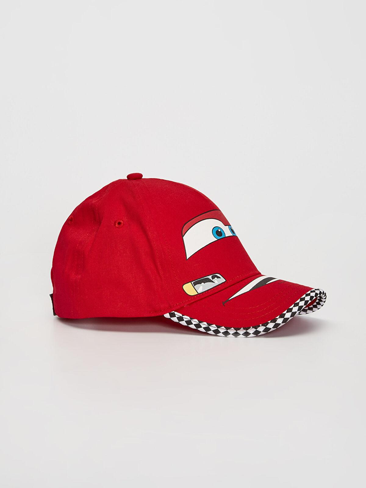 Erkek Çocuk Arabalar Lisanslı Şapka - LC WAIKIKI