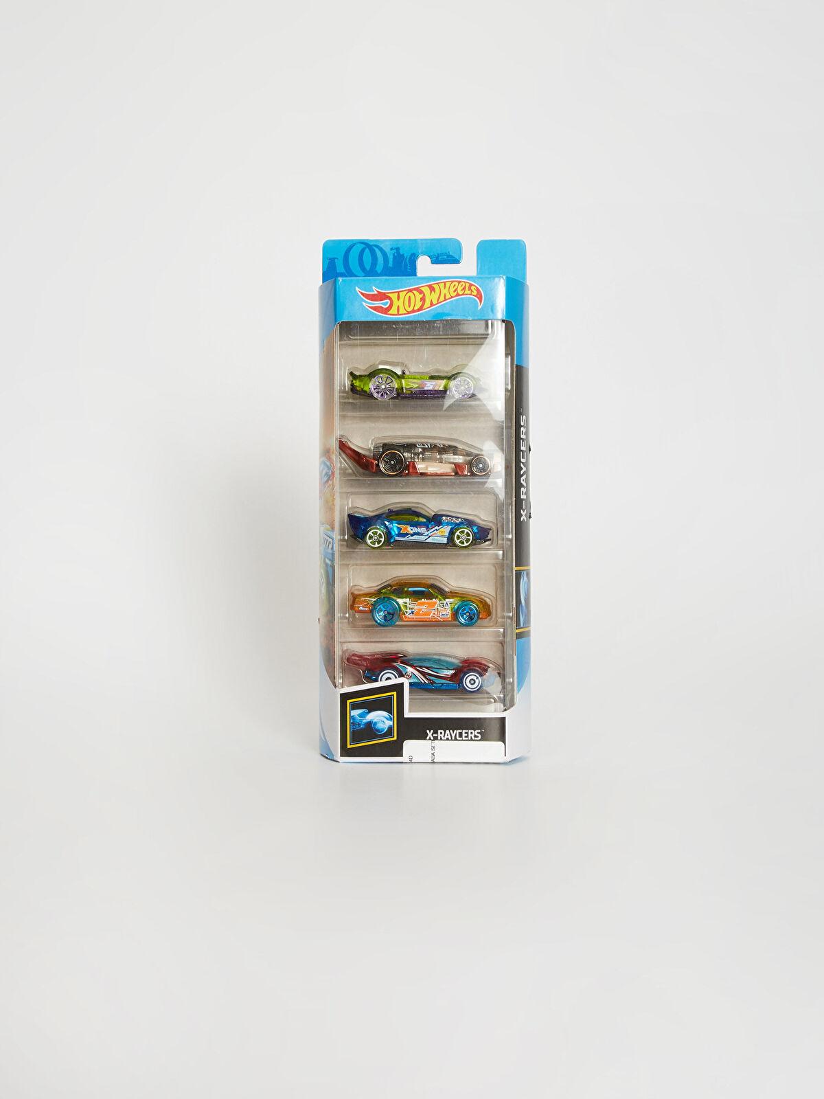 Hot Wheels 5'li Oyuncak Araba Seti - LC WAIKIKI