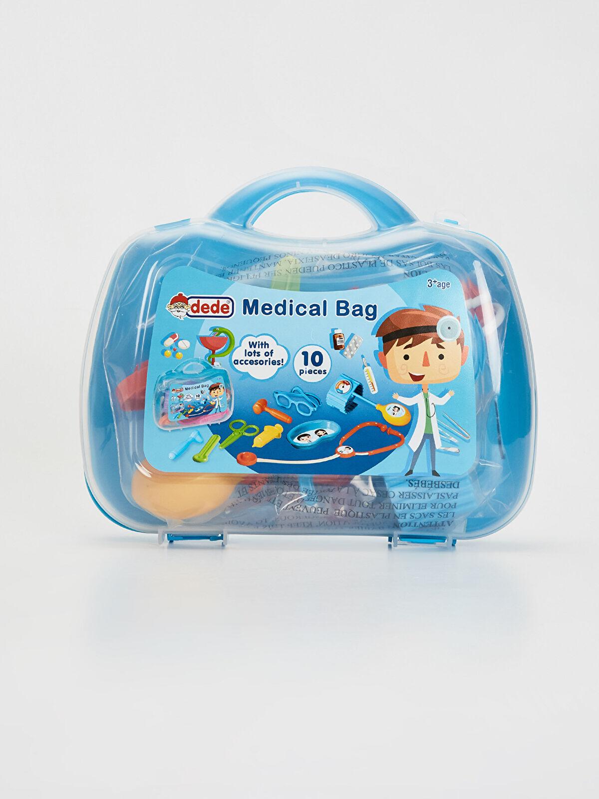 Çantalı Oyuncak Doktor Seti - LC WAIKIKI