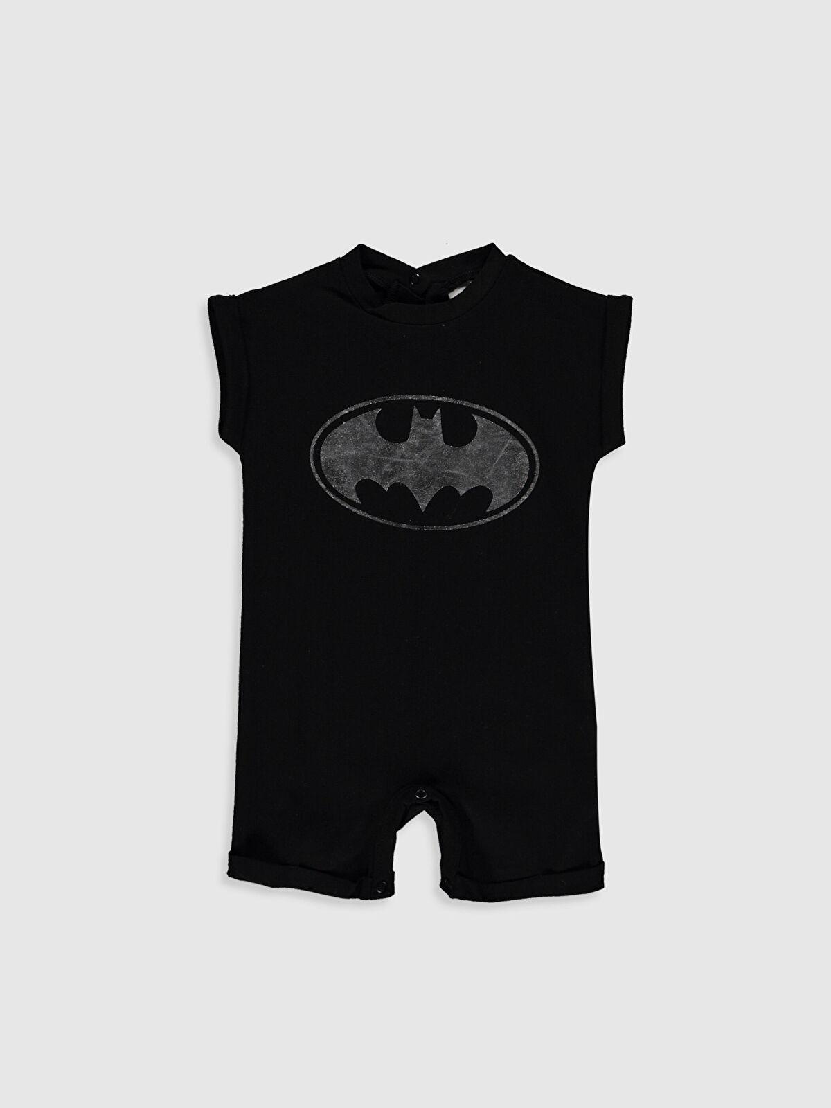 Erkek Bebek Batman Baskılı Tulum - LC WAIKIKI