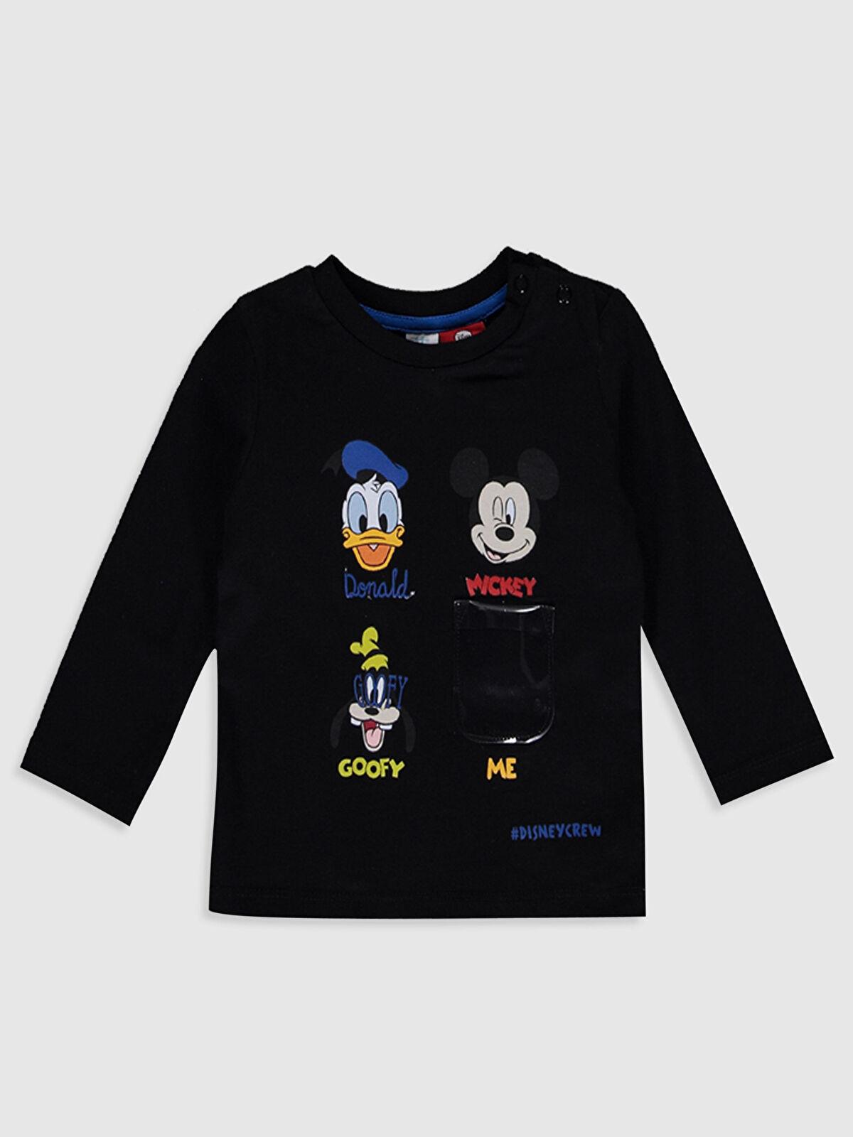 Erkek Bebek Disney Baskılı Tişört  - LC WAIKIKI