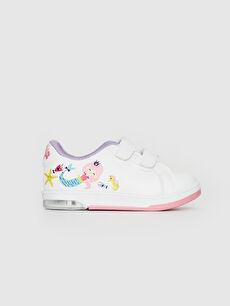 Kız Bebek İşıklı Sneaker