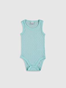 Erkek Bebek Çıtçıtlı Body