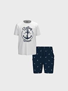 Erkek Çocuk Tişört ve Şort