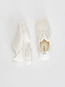 Kadın Triko Spor Ayakkabı