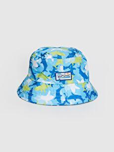 Erkek Çocuk Balıkçı Şapka