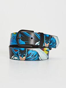 Erkek Çocuk Batman Lisanslı Kemer