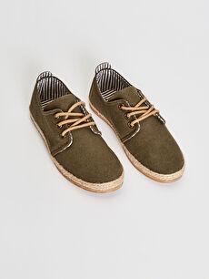 Erkek Çocuk Espadril Ayakkabı