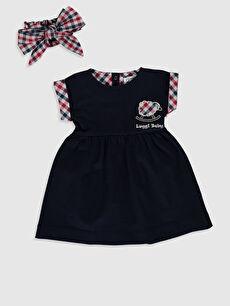 Luggi Baby Kız Bebek Elbise