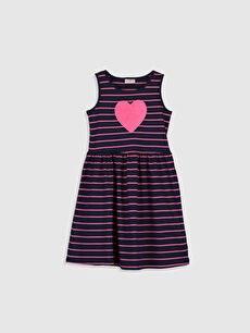 Kız Çocuk Pamuklu Elbise