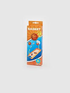 Oyuncak Mini Basketbol ve Futbol Oyunu