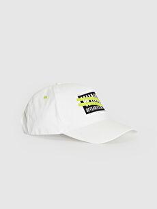 Erkek Çocuk Baskılı Şapka