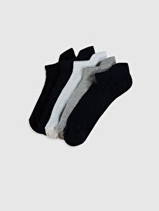 Erkek Çocuk Patik Çorap 5'Li