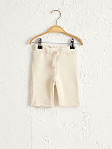 Antebies Organik Pamuklu Erkek Bebek Pantolon
