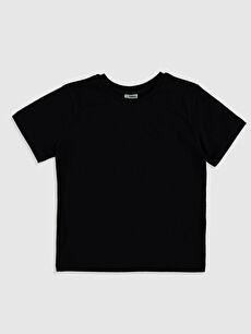 Erkek Çocuk Pamuklu Basic Tişört