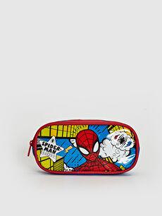 Erkek Çocuk Spiderman Kalemlik