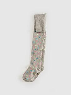 Kız Çocuk Külotlu Çorap