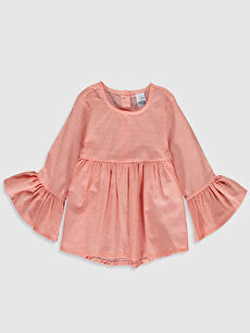Kız Bebek Pamuklu Bluz