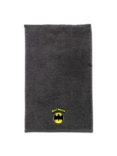 %100 Pamuk  Batman Logolu Çocuk El Havlusu