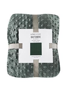 %100 Polyester Tek Kişilik Battaniye