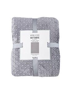 %100 Polyester Tek Kişilik Well Soft Battaniye