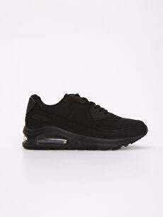 Siyah Bağcıklı Spor Ayakkabı 8WN910Z8 LC Waikiki