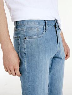 %98 Pamuk %2 Elastan 779 Regular Fit Jean Pantolon