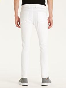 Erkek Slim Fit Gabardin Pantolon