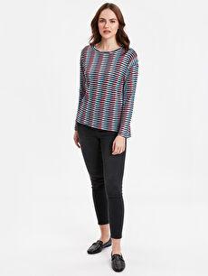 Kadın Desenli Tişört