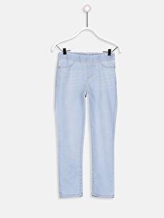 İndigo Super Skinny Jean Pantolon 9S0664Z4 LC Waikiki