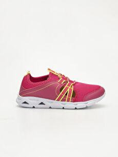 Pembe Kız Çocuk Aktif Spor Ayakkabı 9SG282Z4 LC Waikiki