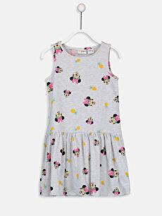Kız Çocuk Minnie Mouse Elbise