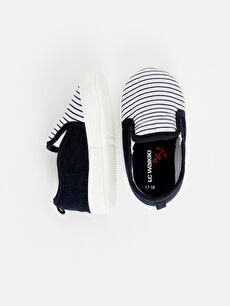 Tekstil malzemeleri Diğer malzeme (poliüretan) Tekstil malzemeleri Ayakkabı Erkek Bebek Günlük Ayakkabı