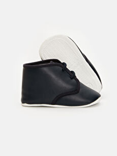 Erkek Bebek Erkek Bebek Bağcıklı Ayakkabı