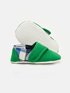Erkek Bebek Erkek Bebek Cırt Cırtlı Ayakkabı