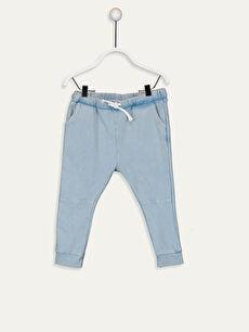 İndigo Erkek Bebek Jogger Pantolon 9SY736Z1 LC Waikiki