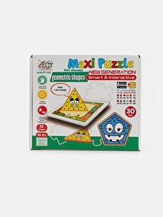 Beyaz Eğitici Oyuncak Puzzle                   9SC818Z1 LC Waikiki