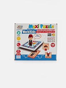 Eğitici Oyuncak Puzzle
