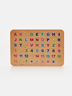 %100 ETİLEN VİNİL ASETAT (EVA) Oyuncak ve Kırtasiye Eğitici Oyuncak