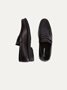 Diğer malzeme (pvc) Günlük Bağcıksız Düz Klasik Ayakkabı Standart EVA Erkek Loafer Ayakkabı