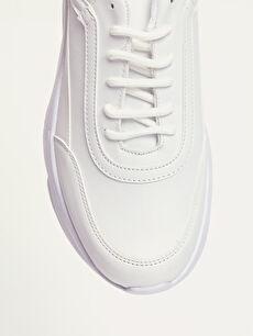 LC Waikiki Beyaz Erkek Kalın Taban Spor Ayakkabı