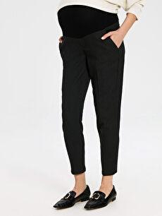 Kadın Bilek Boy Cigarette Hamile Pantolon