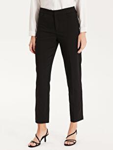Kadın Yüksek Bel Dar Pantolon