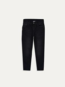 Erkek Çocuk Super Skinny Jean Pantolon