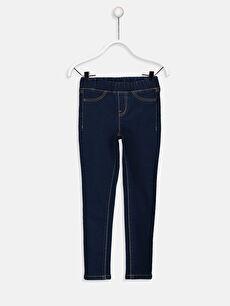 Mavi Kız Çocuk Extra Slim Jean Pantolon 9W1603Z4 LC Waikiki