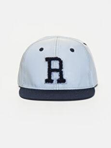 %8 Pamuk %92 Polyester  Erkek Çocuk Hip Hop Şapka