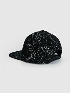 Erkek Çocuk Erkek Çocuk Nakışlı Hip Hop Şapka